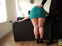 Mature sub ass-fucked until red moist and ruined