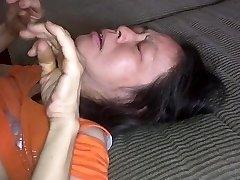 Čínska žena miluje ho zozadu