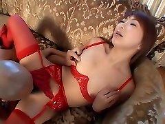 Noro pornstar Misato Nakayam v najboljši japonski, rimming xxx film