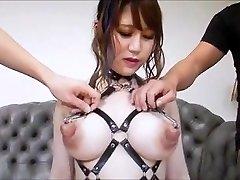 Japanese -  Big Udders Huge Nipples