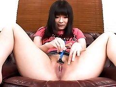 Horny Chinese bitch Hina Maeda in Best JAV uncensored Amateur scene