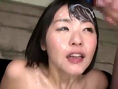 japon bukkake kraliçe