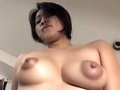Sumptuous amateur Close-up, Big Nipples adult flick