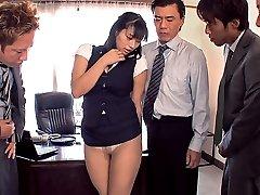 Secretary Hana Takes On The Whole Office