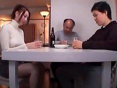 exótica chica japonesa yui tatsumi en loco pie de empleo/ashifechi, oldie jav video