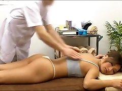 voyeur de masaje asiático