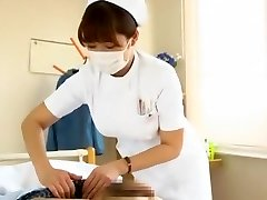 Fabulous Asian model Megu Fujiura in Greatest Nurse, Big Tits JAV movie