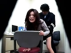 Chinese police station antics where cops get to penetrate their su
