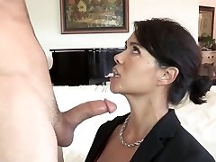 Sonny fucks his asian stepmom