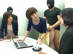 일본어 사무소 규칙에! 에 대해 이야기 특전!