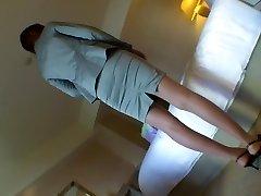 Wild Japanese dame Kei Akanashi, Risa Goto, Yu Minase, Rina Fujimoto in Amazing couple, undergarments JAV video
