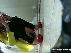 китайское публичный туалет.2
