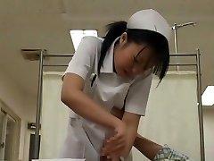 eksootiline jaapani mudel hinata komine, luna kanzaki, nozomi osawa selles hull suhu, handjobs jav clip