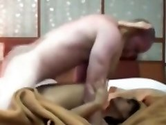 Indonesian Maid Having Very First Time Sex with White Beefstick