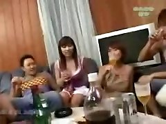 Ιαπωνικά Swinger Party