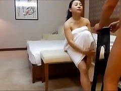 سینه بزرگ خواهر ژانگ Qianlin 2