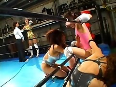 Cat Fight Anal Professional Wrestling
