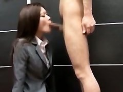 Beautiful Asian Babe Banged