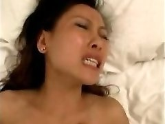 white guy pummels chinese woman