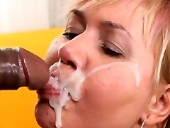 Cute mature facial cumshot ::: Orientalist
