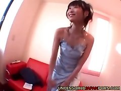 Uncensored Japan Porn Teenage AV idol hairy cootchie closeup