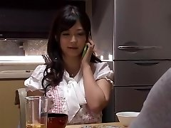 My Wife Began An Affair .... Able To Do Without Fear And Frustration Of Marital Relationship That Chilled Enough To Irreparable Also Fantastic Daughter-in-law Of Cheating Horny To Eliminate And Clean, Others Not Stick. Nozomi Sato Haruka