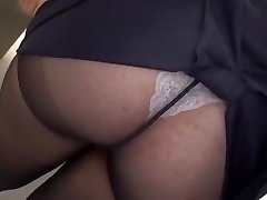 Crazy Japanese whore Yayoi Yanagida in Super-sexy Big Tits, Office JAV clip