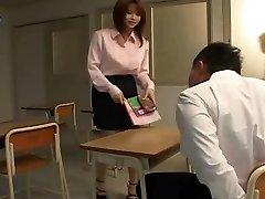 Yui Asahina - Fantastic Japanese Teacher