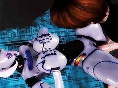 Virtuālā Robo Maksts (Pilna Filma - Xalas Apstiprināts!)