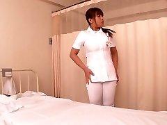 Crazy Japanese model Kaede Imamura, Amateur in Greatest medical, nurse JAV video