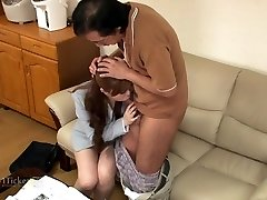 Molten Educator Creampie (Uncensored JAV)