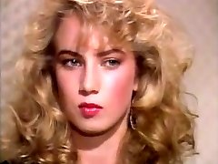 Traci Lords Enjoys Yellow Pipe