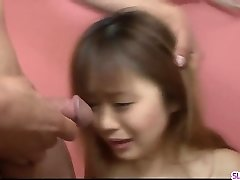 Noriko Kago welcomes immense inches of knob down the ass