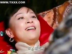 Chinese flick romp scene