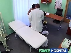 FakeHospital Foreign patient with no health insurance pays the pussy price for alternative approach