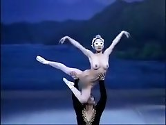 female dancing part Three