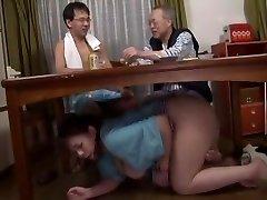Incredible Japanese slut in Marvelous Blow-job, Fetish JAV clip