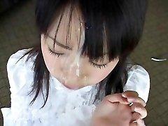 Japonský teens tváre kompilácie