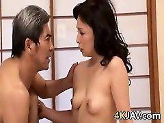 Dirty Japanese Mummy