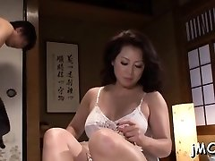 Stunning mature masochism playgirl screams hard as she gets romped