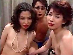 Asian MILF Fuckfest