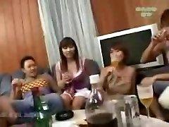 Japonský Swinger Party