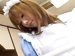 A junior and bashful maid get internal cumshot. Is