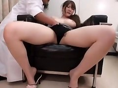 Horny Japanese dame Momoka Nishina in Luxurious Medical JAV movie