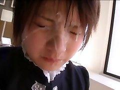 Intensa Japonês boneca facial compilação 2. (Censurado)