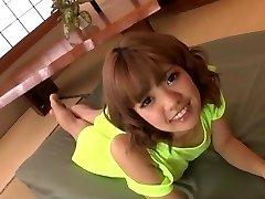 Wonderful toy porn along insolent Asian female Kana Aono