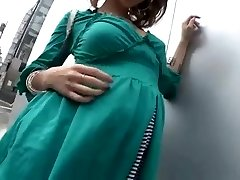 censurado linda asiática menina grávida de sexo