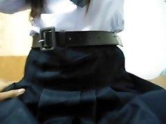 Thai's individual schoolgirl after class P.3(HD)