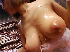 Asian sapphic bondage 2