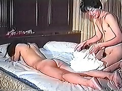 Japonský vintage swingers